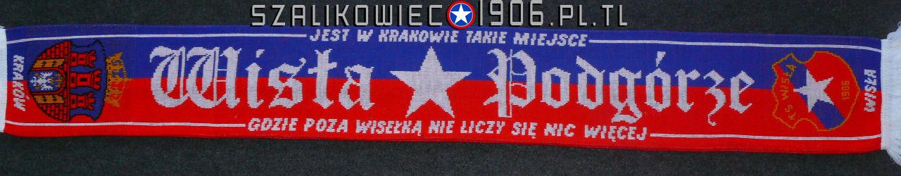 Szalik Wisła Kraków Podgórze Wzór 2