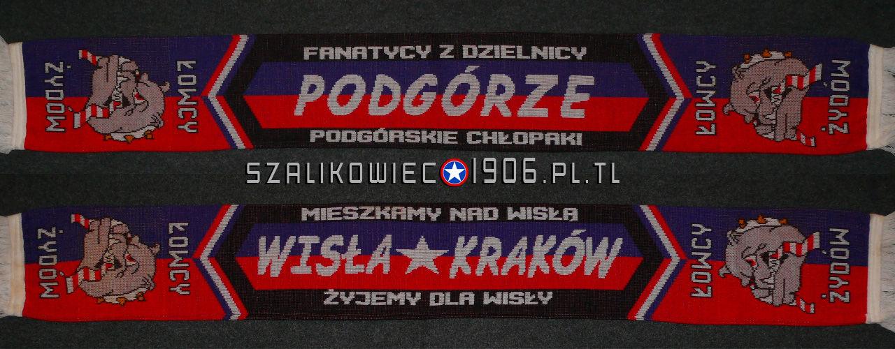 Szalik Wisła Kraków Podgórze