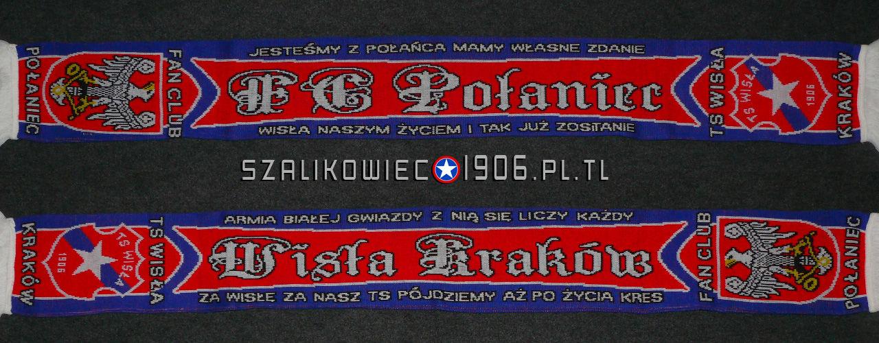 Szalik Wisla Kraków Połaniec Wzór 1