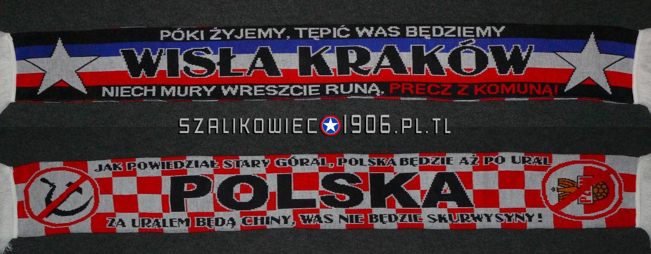 Szalik Precz Z Komuną Wisła Kraków