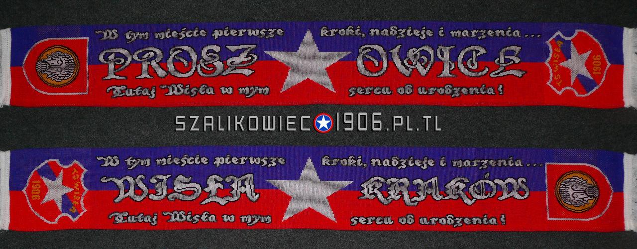 Szalik Wisla Kraków Proszowice