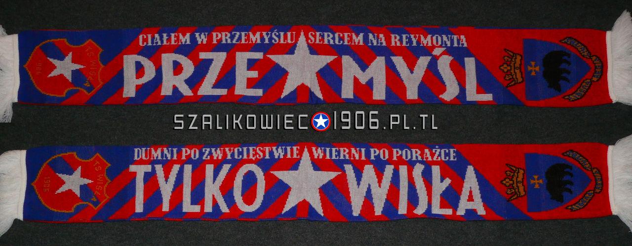 Szalik Wisła Kraków Przemyśl
