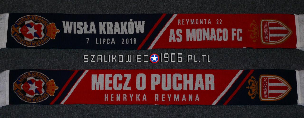 Szalik Wisla Krakow AS Monaco