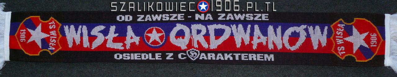 Szalik Wisła Kraków Qrdwanów