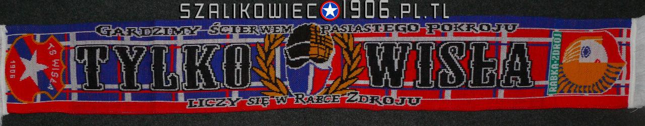 Szalik Wisła Kraków Rabka Zdrój