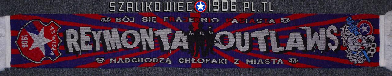 Szalik Reymonta Outlaws Wisła Kraków