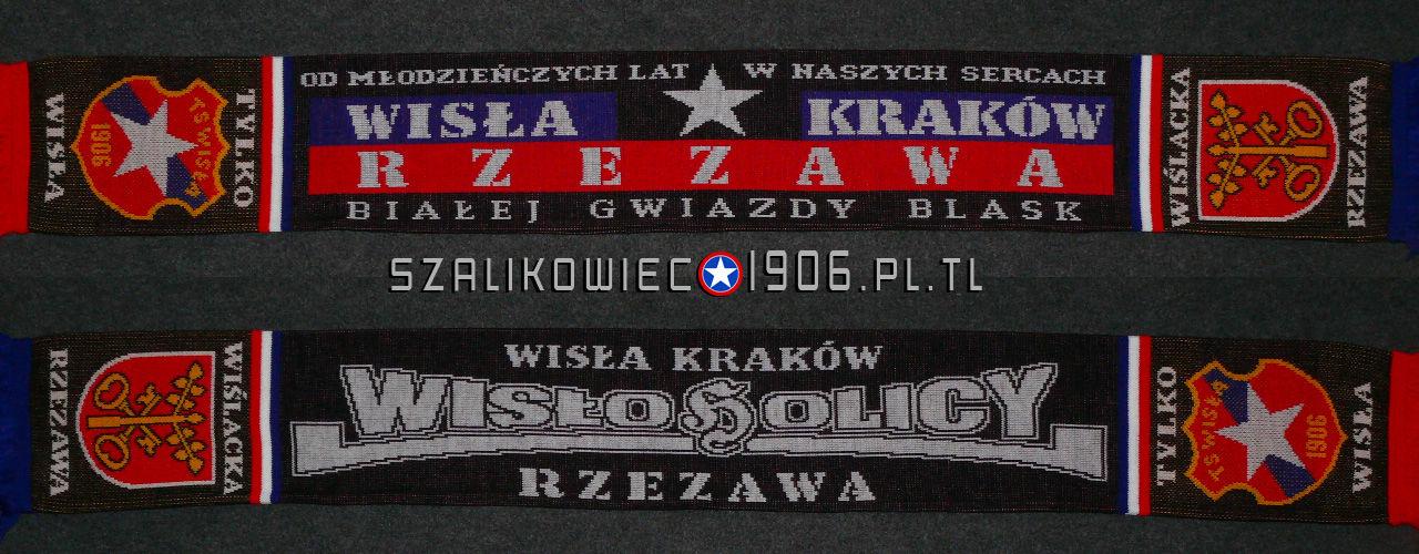 Szalik Wisła Kraków Rzezawa