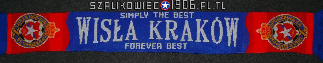 Szalik Simply The Best Wisła Kraków