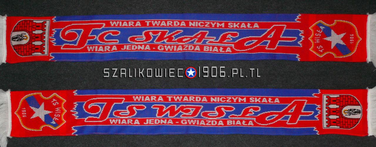 Szalik Wisła Kraków Skała