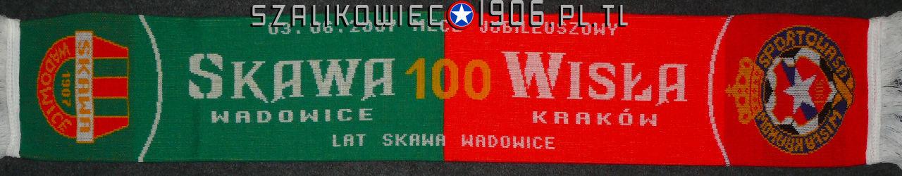 Szalik Skawa Wadiwice Wisła Kraków Sparing
