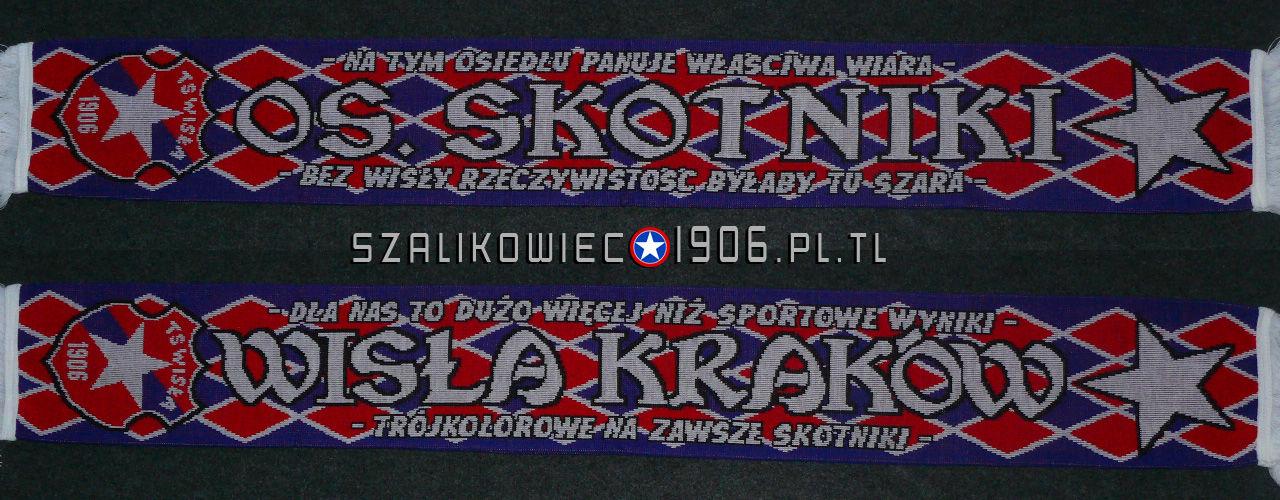 Szalik Wisła Kraków Sktoniki