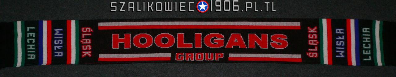 Szalik Łączony Wisła Kraków Śląsk Wrocław Lechia Gdań