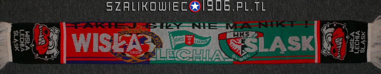 Szalik Śląsk Wisła Lechia
