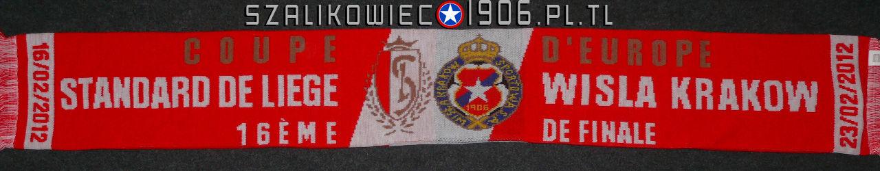 Szalik Standard Liege Wisła Kraków