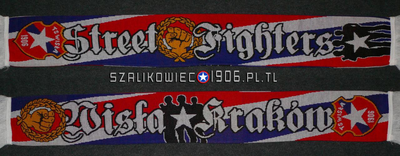 Szalik Street Fighters Wisła Kraków