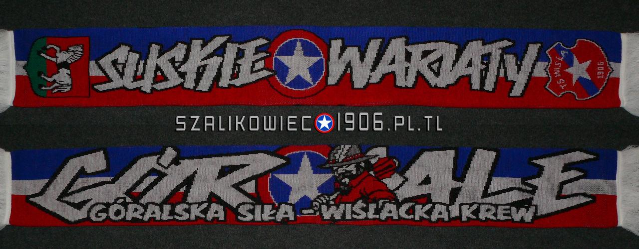 Szalik Wisła Kraków Sucha Beskidzka Suskie Wariaty