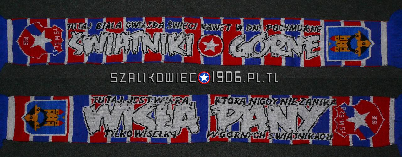 Szalik Wisła Kraków Świątniki Górne