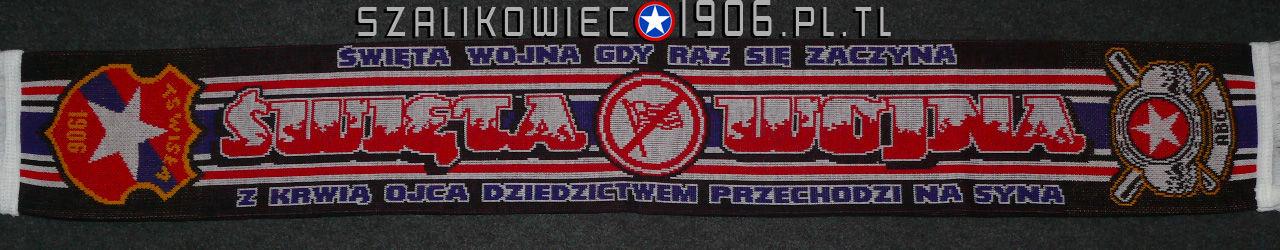 Szalik Święta Wojna Wisła Kraków