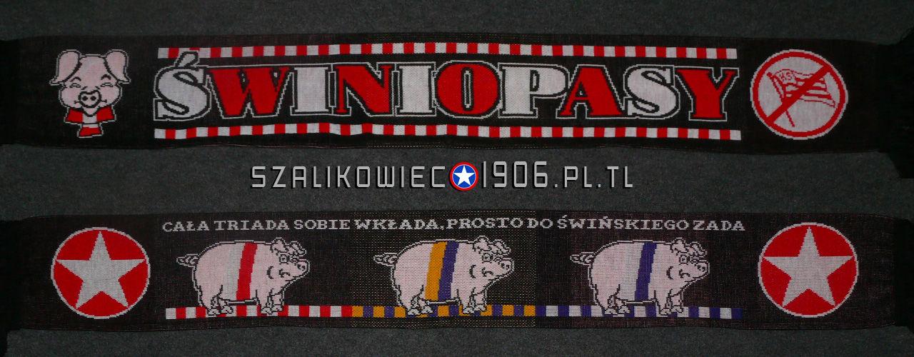 Szalik Świnopasy Wisła Kraków