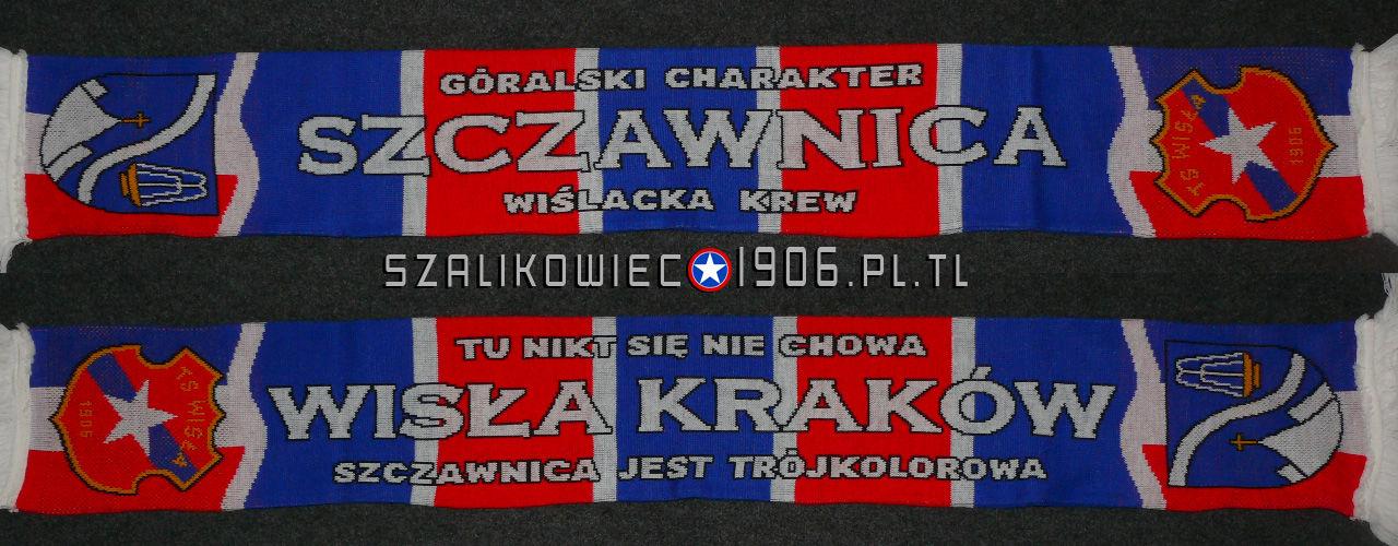 Szalik Wisła Kraków Szczawnica