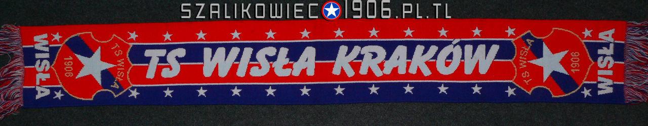 Szalik Tkany TS Wisła Kraków