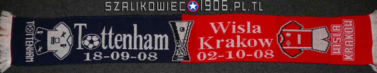 Szalik Tottenham Londyn Wisła Kraków