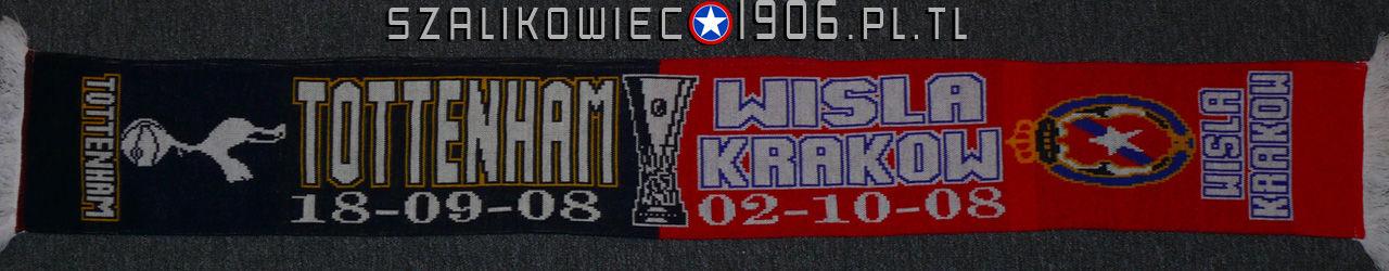 Szalik Tottenham Londyn Wisla Krakow