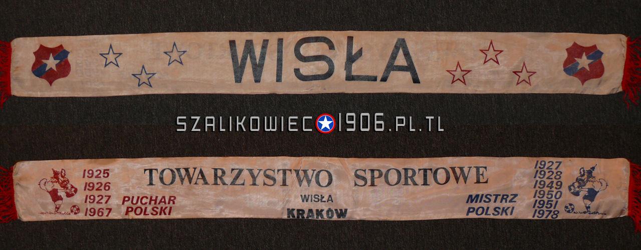 Szalik Towarzystwo Sportowe Wisla Krakow