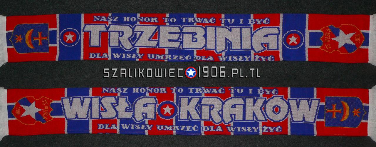Szalik Wisła Kraków Trzebinia Wzór 1