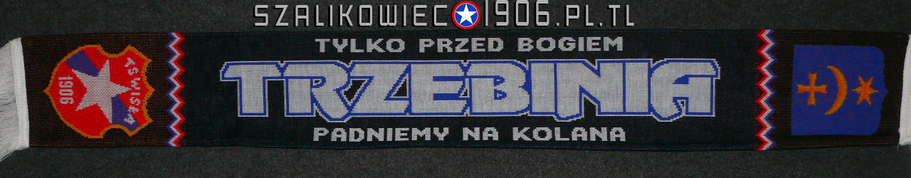 Szalik Wisła Kraków Trzebinia Wzór 2