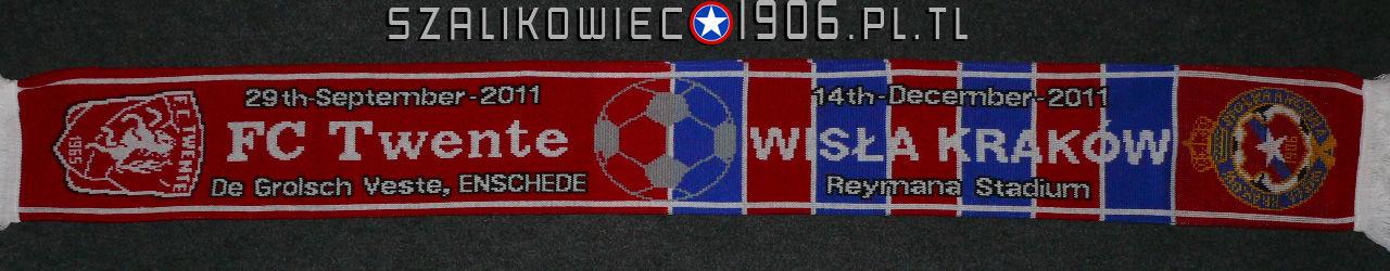 Szalik Twente Enschede Wisła Kraków