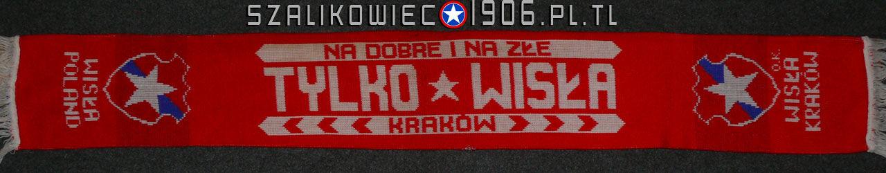 Szalik Tylko Wisła OK Wisła Kraków