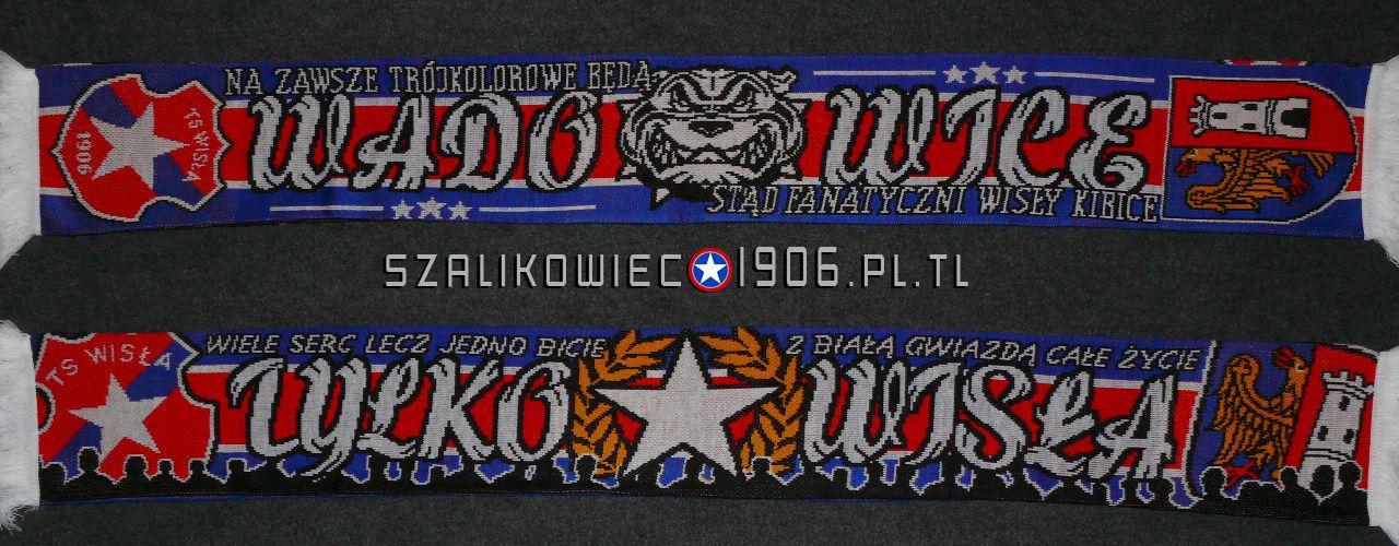 Szalik Wisła Kraków Wadowice Wzór 5