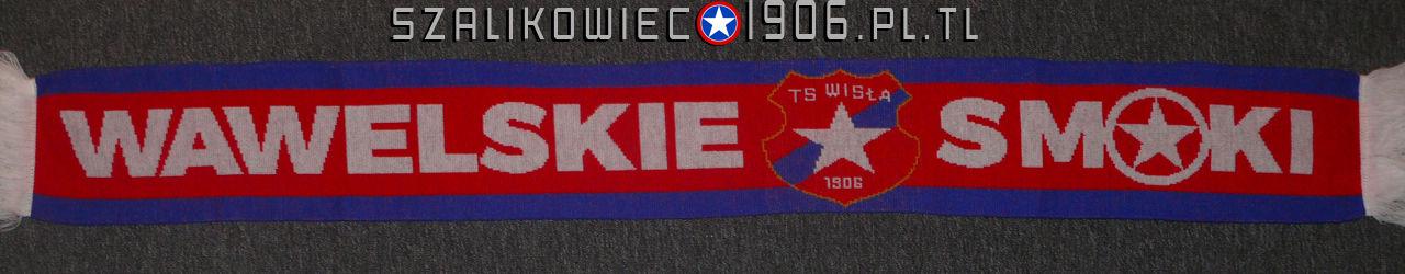 Szalik Wawelskie smoki Wisla Krakow