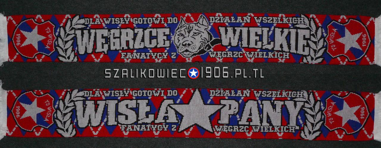 Szalik Wisła Kraków Węgrzce Wielkie