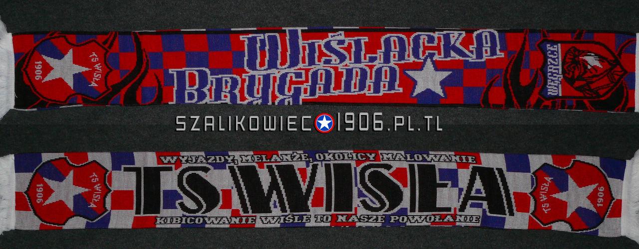Szalik Wisła Kraków Węgrzce