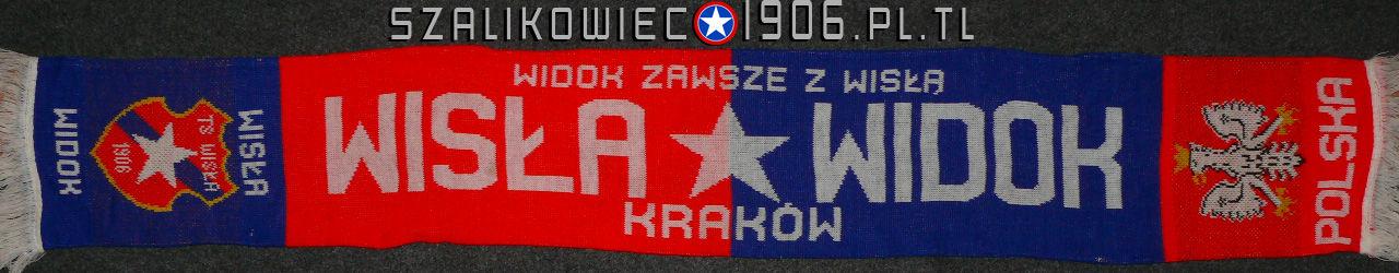 Szalik Wisła Kraków Widok