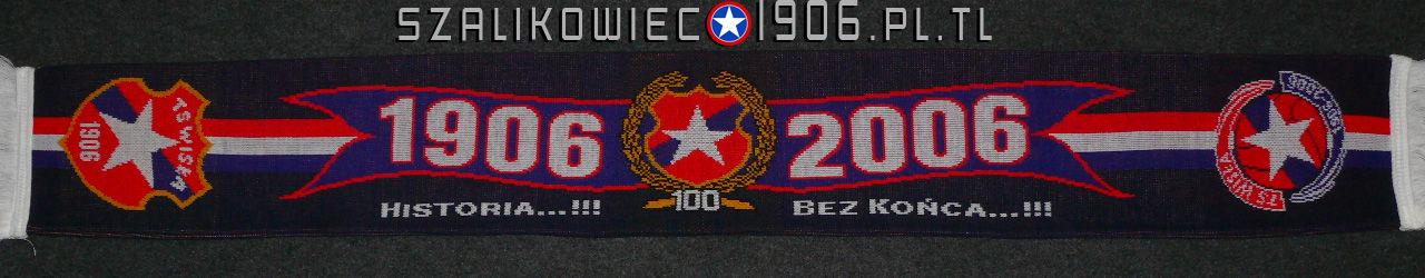 Szalik 100 Lat TS Wisła Kraków Historia Bez Końca