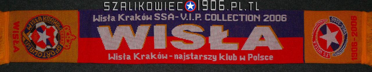 Szalik 110 Lat TS Wisła Kraków VIP Collection
