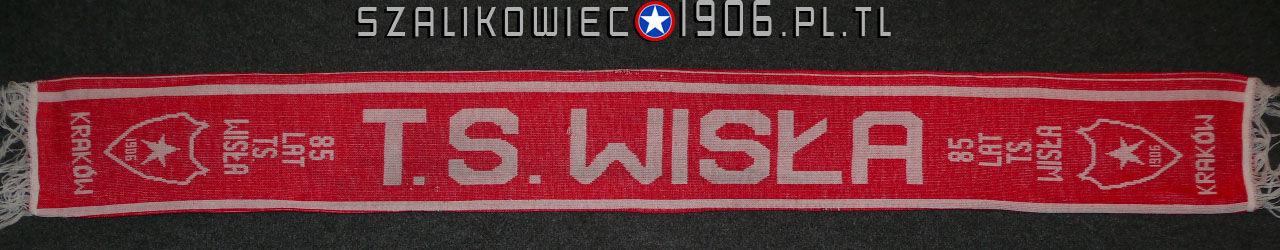 Szalik 85 Lecie TS Wisła Kraków