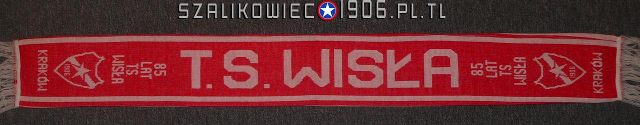 Szalik 85 Lat Wisla Krakow