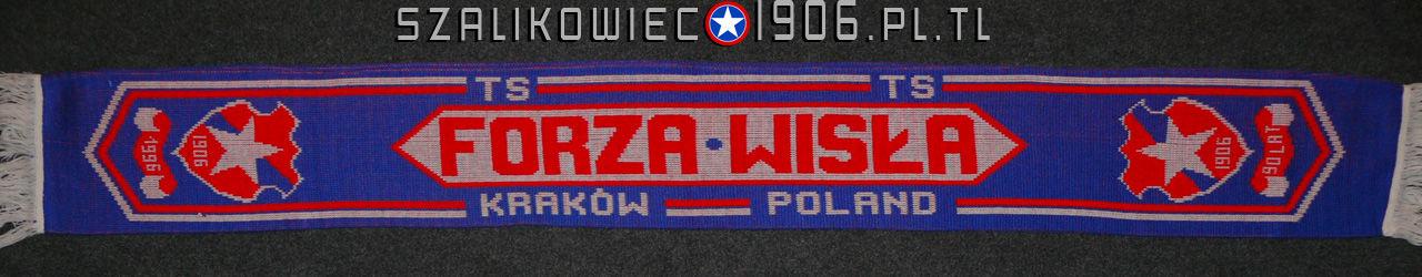 Szalik 90 lat TS Wisła Krakow