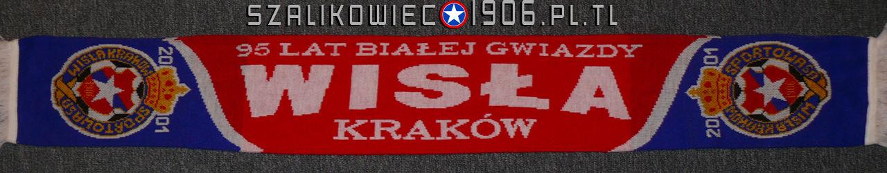 Szalik Wisła Kraków 95 lat