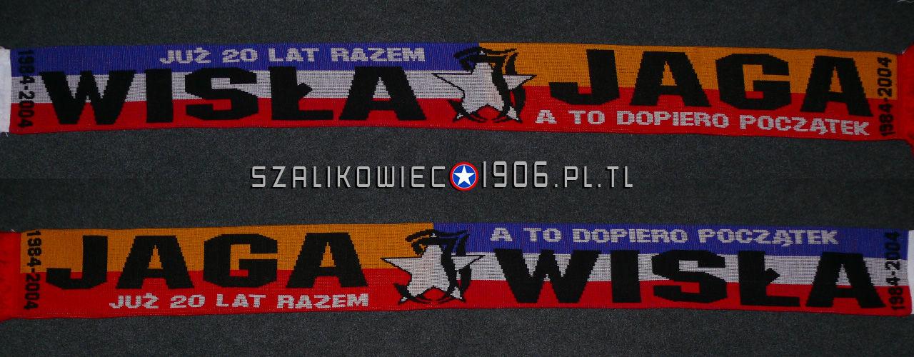 Szalik Wisła Kraków Jagiellonia Białystok