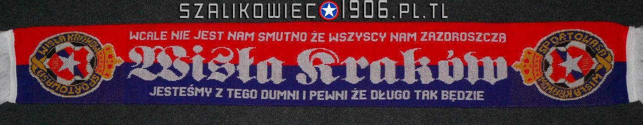 Szalik Gotyk Wisła Kraków