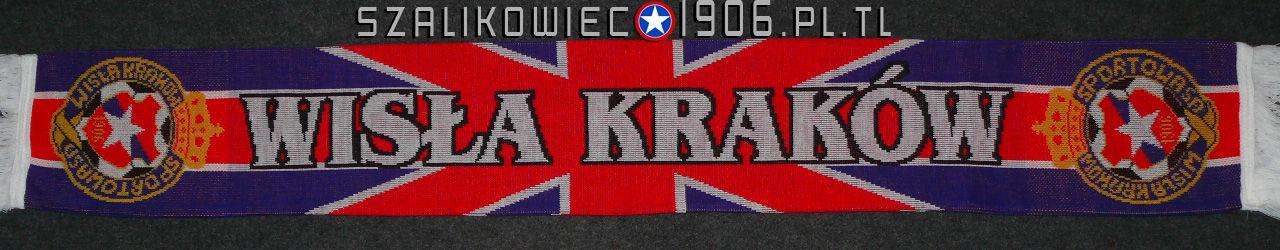 Szalik Brytyjka Wisła Kraków