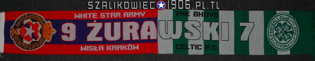 Szalik Maciej Żurawski Wisła Kraków Celtic Glasgow