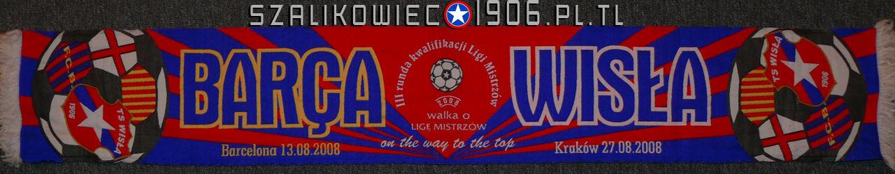 Szalik Wisla Krakow FC Barcelona