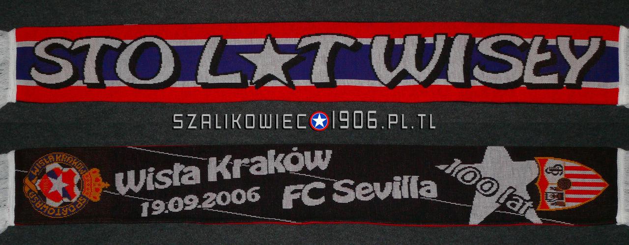 Szalik Wisła Kraków - FC Sevilla