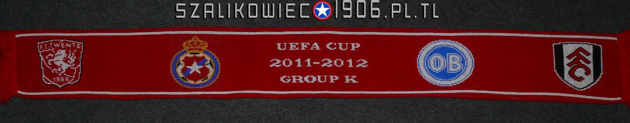 Szalik Wisła Kraków Enschede Faza Grupowa Ligi Europy